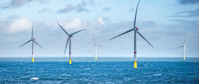 Financial close on Taiwan offshore wind project, Changfang and Xidao