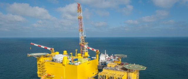 Acquisition of equity stake in 2.8GW offshore converter systems in the North Sea