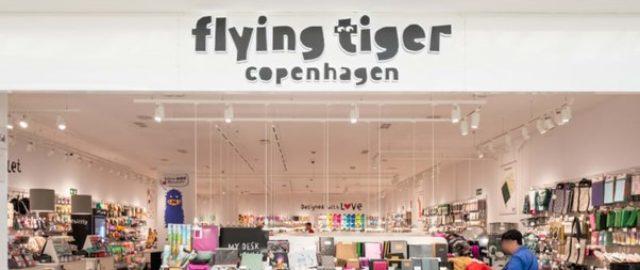 Divestment of Flying Tiger Copenhagen to Treville & Co